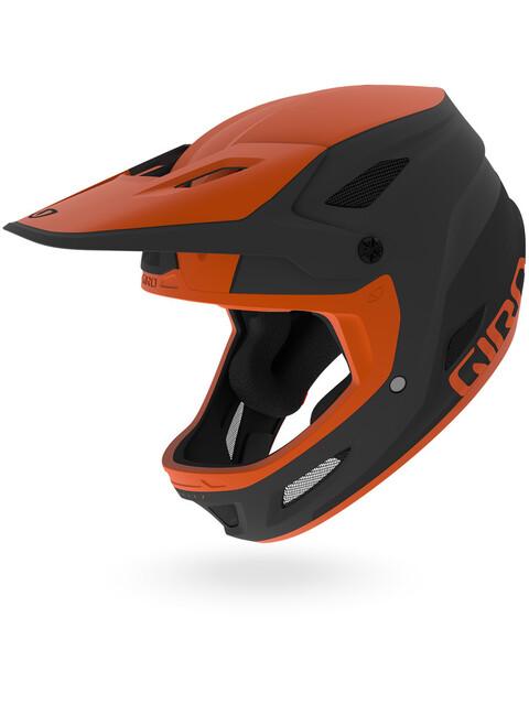 Giro Disciple MIPS - Casque de vélo - orange/noir
